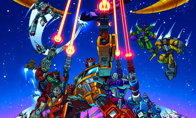 'The Transformers: The Movie'