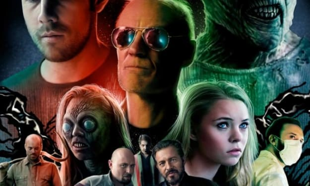 Reed Alexander's Horror Review of 'Residue' (2017)