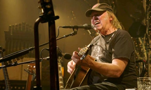 Neil Young and The Kawartha Lakes