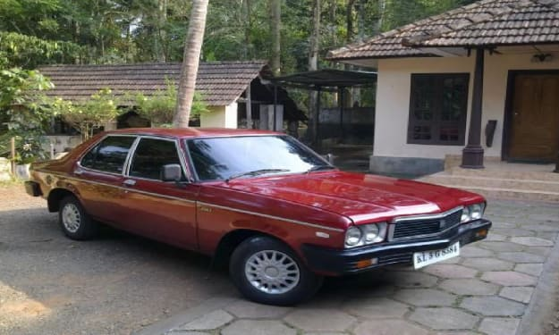 Hindustan Motors Contessa, India's First Luxury Sedan