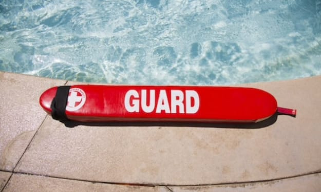 Things I've Learned As a Lifeguard