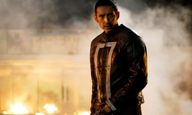 'Agents Of S.H.I.E.L.D.': Why Is Robbie Reyes Struggling To Control Ghost Rider In Episode 5?