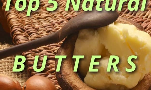 Top 5 Natural Butters for Optimal Hair Health
