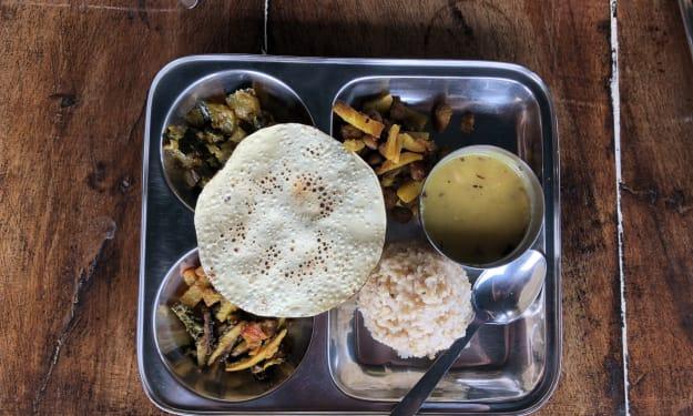 Nepal Food Culture