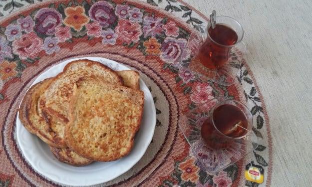 Eggy Bread Recipe :)