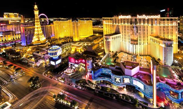 Free Parking on Las Vegas Strip
