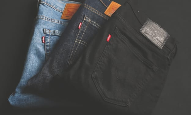 Were Your Jeans Created by a Sexual Assault Victim?
