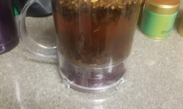 The Ginger Tea Reviews: Boozy Chai Matcha Latte