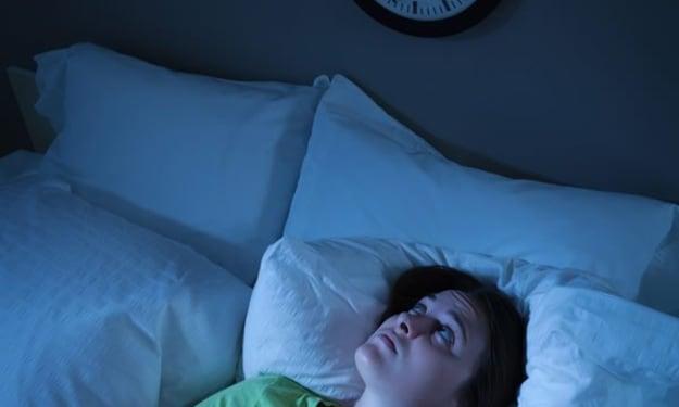 Sleeping and Anxiety