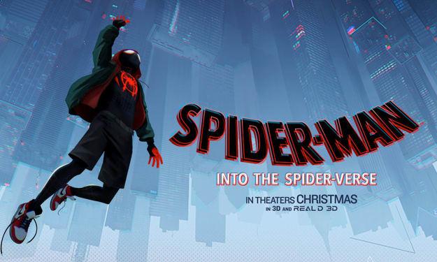 Scorecard Weekly- 'Spider-Man: Into The Spider-Verse'