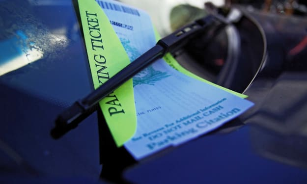 The Thousand-Dollar Parking Ticket