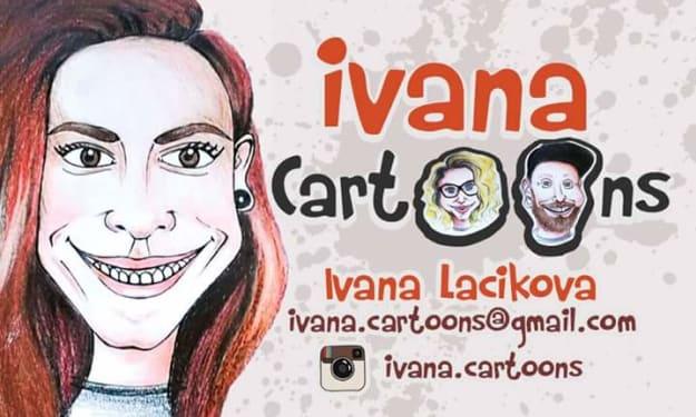 How I've Become Ivana.Cartoons