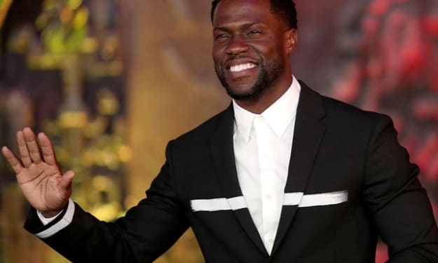 Kevin Hart Is Not in Prison, and the Academy of Motion Picture Arts and Sciences Is Wrong
