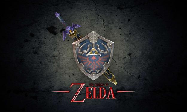 My Top 5 Zelda Games