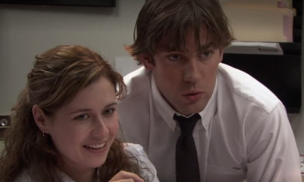 The [Very Long] Story of Jim and Pam