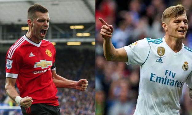 10 Players Manchester United Should Have Signed Instead of...