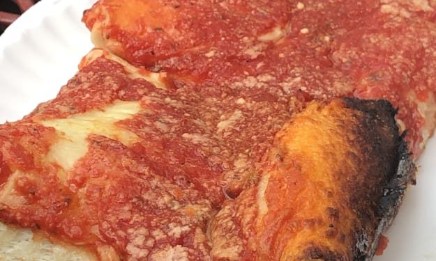 The Pizza War