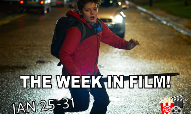 The Week in Film: January 25-31