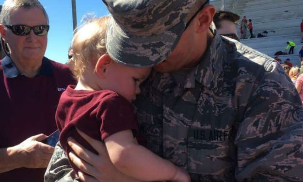 Love in the Military