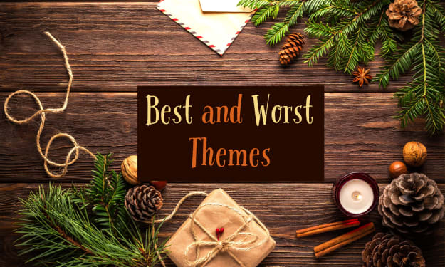The Best vs. the Worst Holiday Themes
