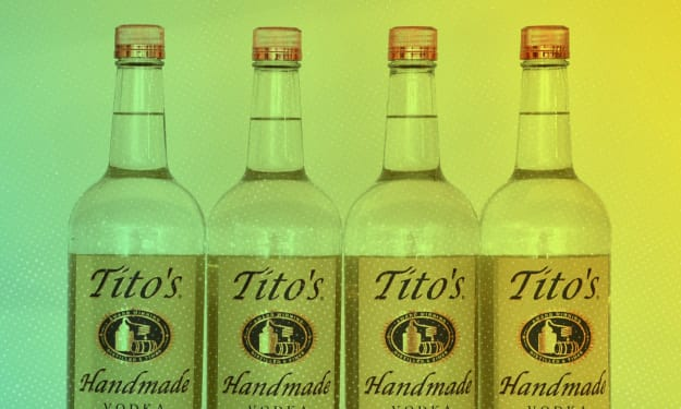 How Tito's Vodka Was Made into a Success Story
