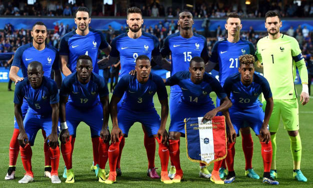 French Victory in Russia 2018?