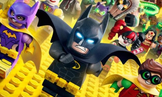 Bat's A Lotta Trouble: 'The Lego Batman Movie' Poster Has The Whole Gang Together!