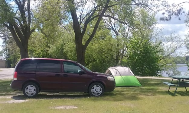 Convert Your Car Into a Camper