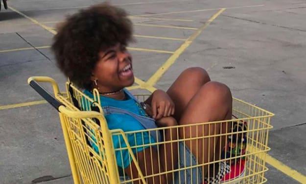 Story of the Alternative Black Girl
