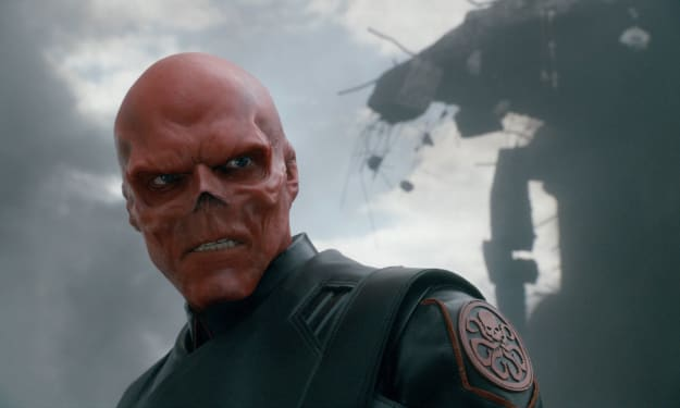 Could Red Skull Be Alive and Working with Thanos?