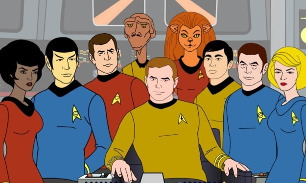 Alien Crew Members And Rogue Holodecks: This Is What 'Star Trek: Discovery' Should Take From 'The Animated Series'