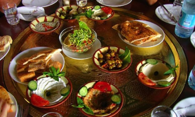 Interesting Recipes Around the World