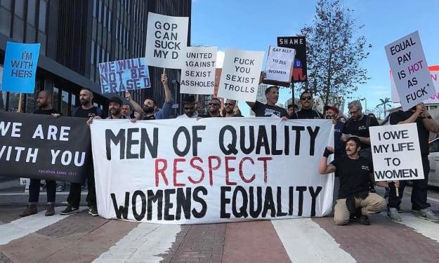 Why Are Men Afraid of Feminism?
