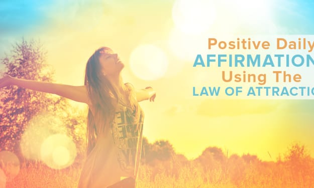 30 Days of Positive Affirmations to Inspire Your Life