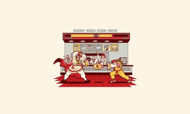 Notorious Fast Food Feuds