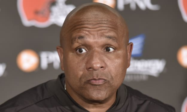An Open Letter to Hue Jackson