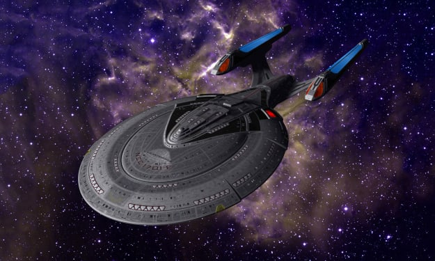 Coolest Sci-Fi Spaceships