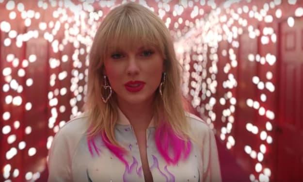 Taylor Swift and Misogyny