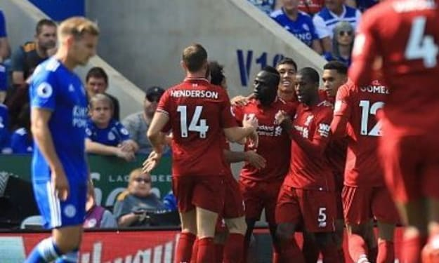 Liverpool off to Record Start!