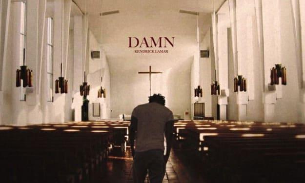 Kendrick Lamar and These 'DAMN' Visuals