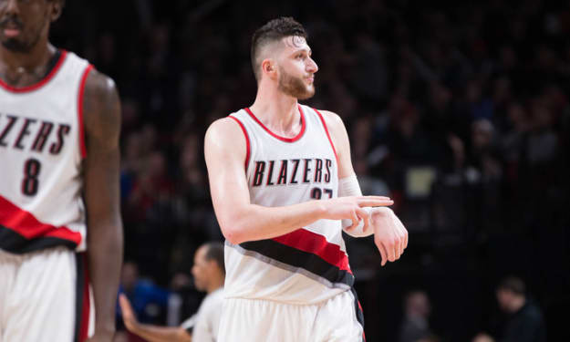 Jusuf Nurkic Is in for a Career Season in Portland