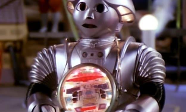 Twiki's Secret Love-child, a Puppet, and a Scientific Experiment