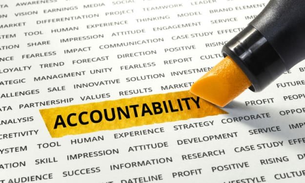 Accountability and Leadership in Content Writing