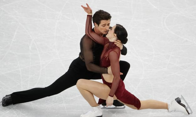 Virtue and Moir's Gold Medal Performance Cause for Concern with Climate Change Activists