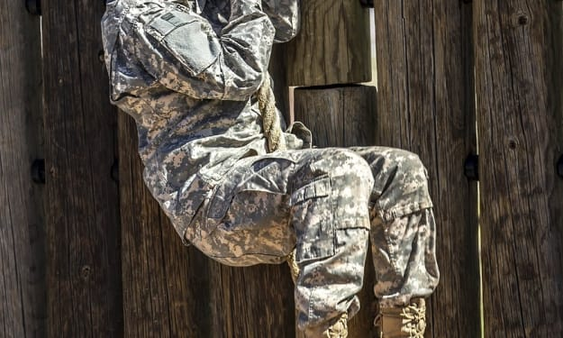 How To Make It Through Basic Training as a Female