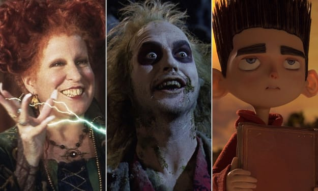 10 Best Halloween Movies to Watch This October