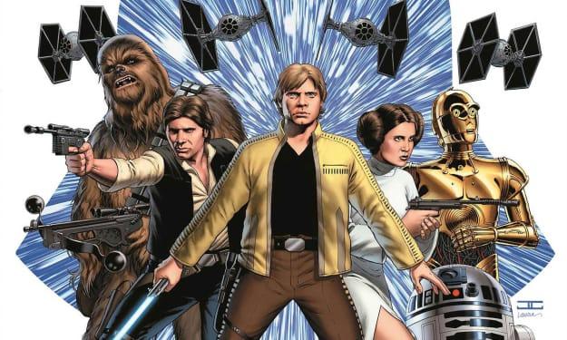 A Look Back at Marvel's Original Star Wars Comics