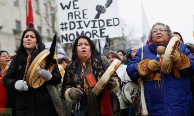 Aboriginal Crisis In Canada Dissected