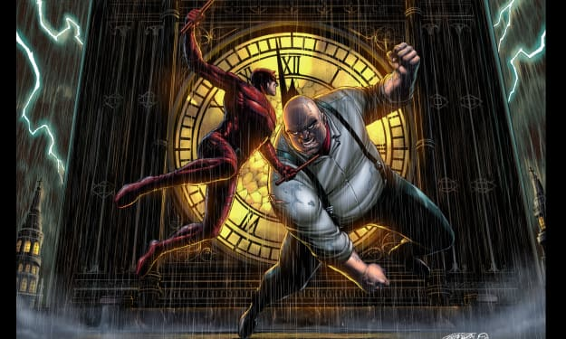 The Importance of Daredevil to the History of the Marvel Universe