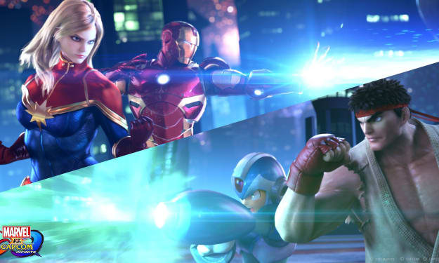 The Marvel Universe Is About To Get Even Bigger In September With 'Marvel Vs. Capcom Infinite'